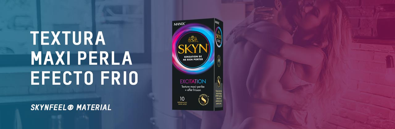 Skyn Excitation