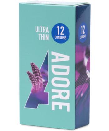 Adore Condoms Ultra Thin
