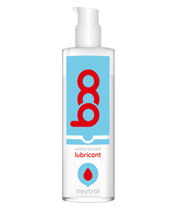 Boo Waterbased Lubricant Neutral