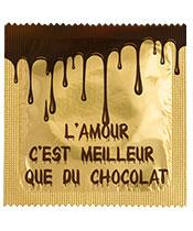 Callvin L'amour C'est Meilleur Que Du Chocolat
