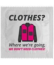 Callvin Clothes ? We don't need clothes