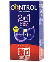 Control Touch & Feel 2-in-1