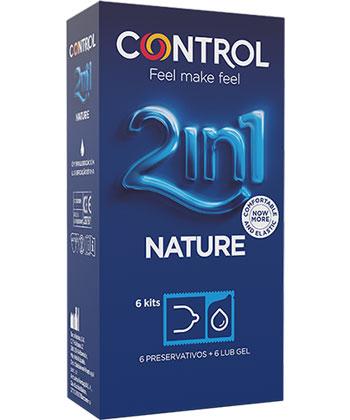 Control Nature 2-in-1