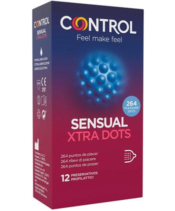 Control Sensual Xtra Dots