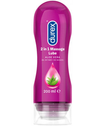 Durex Play Massage 2en1