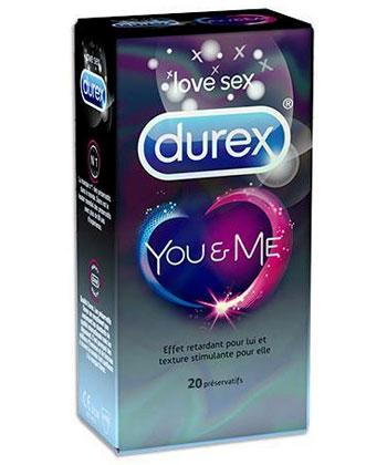 Durex You & Me