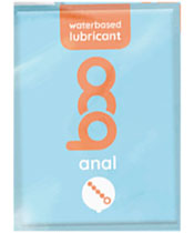 Boo Waterbased Lubricant Anal