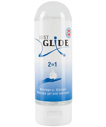 Just Glide 2 en 1