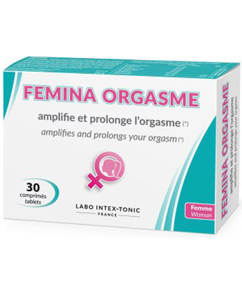 Labo Intex-Tonic Femina Orgasme
