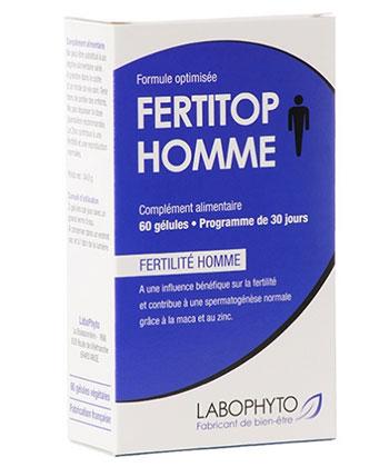 Labophyto Fertitop Hombre