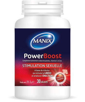 Manix Power Boost