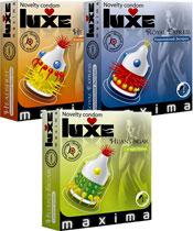 Luxe Condoms Pack Best Of