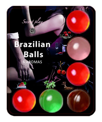 Secret Play Brazilian Balls