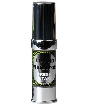 Secret Play Liquid Vibrator Fresh Retard