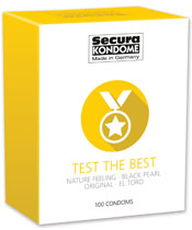 Secura Test The Best