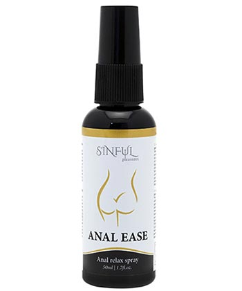 Sinful Anal Ease