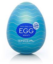 Tenga Egg Cool Wavy