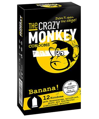 The Crazy Monkey plátano