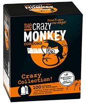 The Crazy Monkey Colección loca