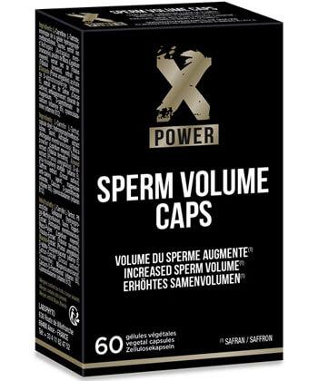 XPower Sperm Volume Caps